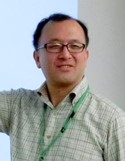 セキュリティ・キャンプの他、SECCON実行委員も務める園田道夫氏