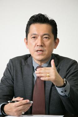 トレンドマイクロ プロダクトマーケティング本部 ネットワークセキュリティグループ ディレクター 大田原忠雄氏