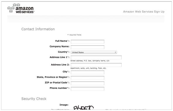 図3-17 住所や電話番号を登録する