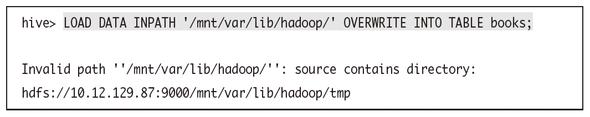 定義に合わないデータファイル等が存在すると表示されるエラーメッセージ