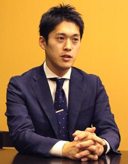 日立製作所 ディフェンスビジネスユニット 情報システム本部 応用システム設計部 笠井大騎氏