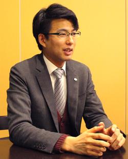 日立製作所 ディフェンスビジネスユニット 情報システム本部 応用システム設計部 西田昌平氏