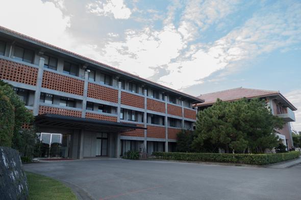「セキュリティ・ミニキャンプ in 沖縄 2016」専門講座の会場となった国際協力機構(JICA)沖縄国際センター