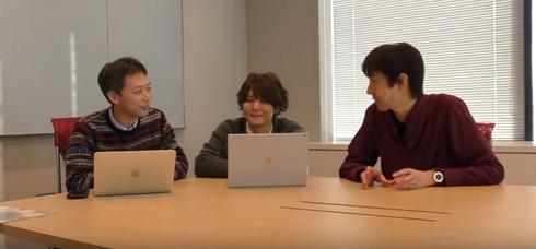 @IT 編集部 宮田健、ソフトバンク・テクノロジー 辻伸弘氏、インターネット イニシアティブ 根岸征史氏