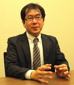 NEC サイバーセキュリティ戦略本部 セキュリティ技術センター 主任 辻貴孝氏