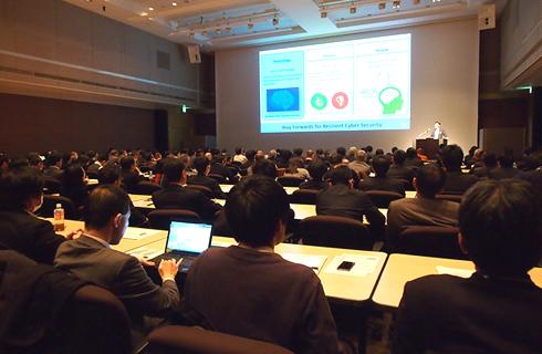 「@ITセキュリティセミナー」東京会場風景