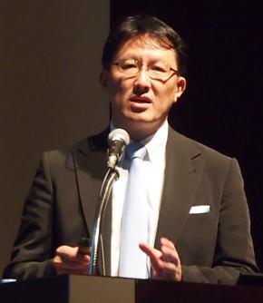 国際刑事警察機構(インターポール) IGCI 総局長 中谷昇氏