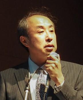 テナブルネットワークセキュリティ APAC JAPAN シニアシステムエンジニア 花檀明伸氏