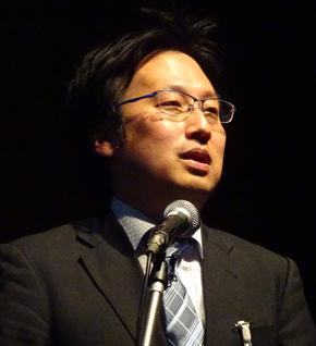 シマンテック・ウェブサイトセキュリティ プロダクトマーケティング部 マネージャー 林正人氏