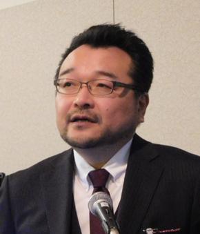デル クラウドクライアントコンピューティング事業本部 事業本部長 鈴木真氏
