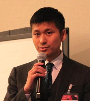 マクニカネットワークス 営業統括部 サイバーセキュリティ 第2営業部第1課 矢野裕太氏