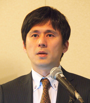 EMCジャパン RSA事業本部 事業推進部 ビジネスディベロップメントマネージャー 能村文武氏