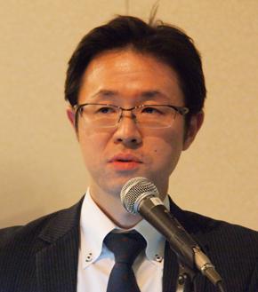 テクマトリックス EMC営業部 RSAセキュリティチーム 児島寛幸氏
