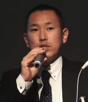ニュータニックス・ジャパン 西日本営業本部 テリトリーアカウントマネージャー 小澤周平氏