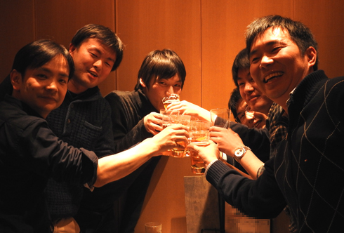 (左から)鴨志田昭輝氏、市田達也氏、吉川允樹氏、西村宗晃氏、川崎隆哉氏、猪野裕司氏