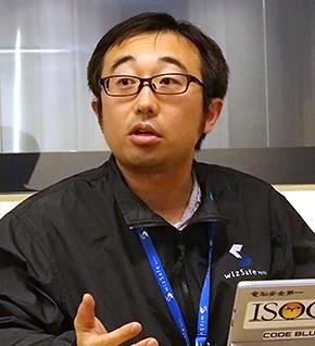 IIJ セキュリティ本部 セキュリティビジネス推進部 セキュリティオペレーションセンター 副センター長 中嶋功氏