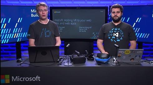 WebVR:Web技術による没入型MR