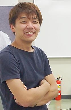 日本のコミュニティーで磨かれた知見をぜひ世界に発信してほしいと述べる、はせがわようすけ氏(セキュアスカイ・テクノロジー)