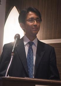日本プルーフポイント セールスエンジニアリング部 部長 高橋哲也氏