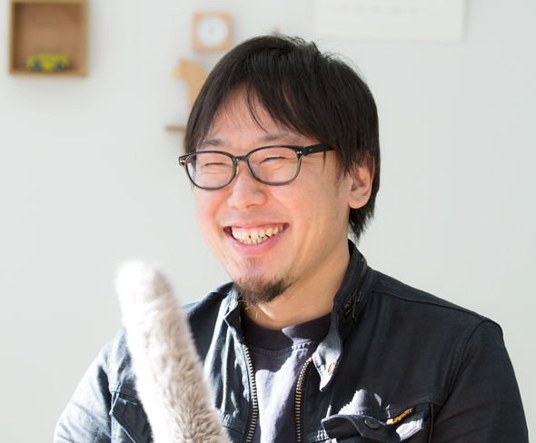 CEO 青木俊介氏