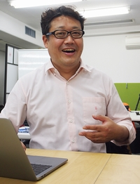 岡田良太郎氏