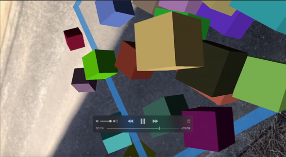 Unityで始めるARKit入門(2):UnityでCubeを床に投げるARKit