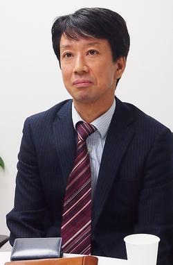 智田公徳氏