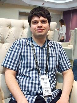 Anton Ivanov氏