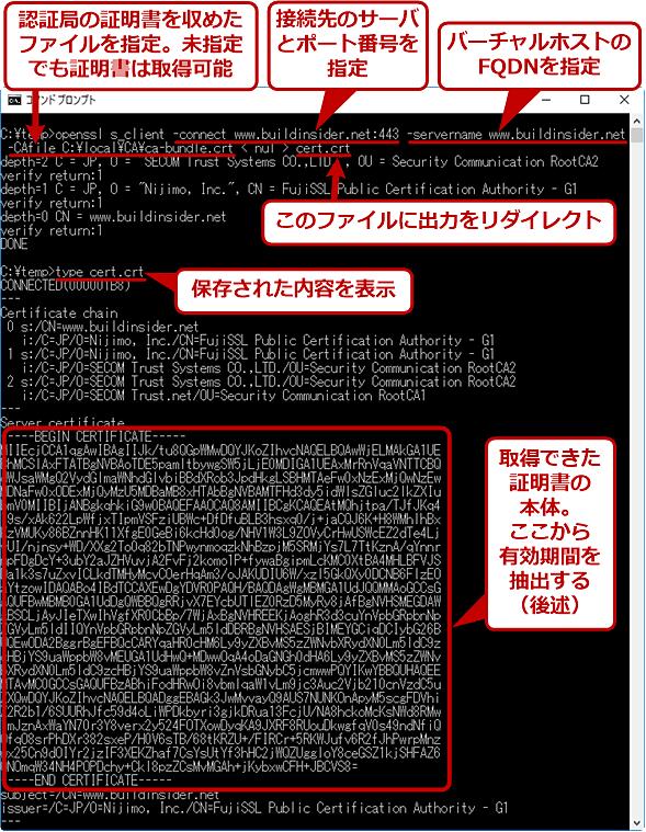 ssl 証明 書 自動 更新