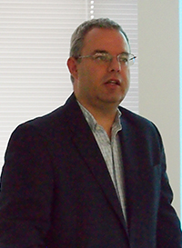 Synopsys ソフトウェアインテグリティグループ シニアテクノロジーエバンジェリスト ティム・マッケイ氏