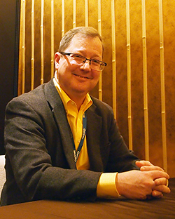 ガートナーのリサーチ・ディレクター、マーク・ホーヴァス氏