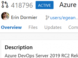 Microsoft、「Azure DevOps Server 2019 RC2」をリリース:最後のプレ
