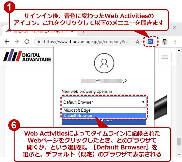Chrome拡張機能「Web Activities」をセットアップする(4/4)