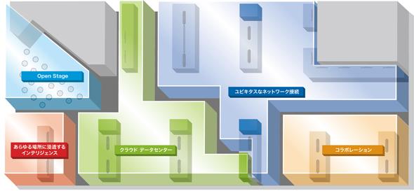 ファーウェイブース:千葉県幕張メッセ国際展示場4ホール、ブースNo. 4N04、4J04