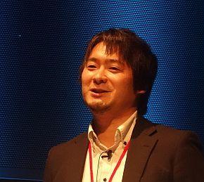 シスコシステムズ サービスプロバイダー事業部の鎌田徹平氏