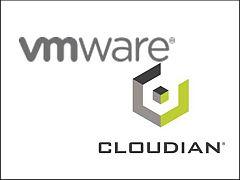 VMwareが「S3 APIを支持」、Cloudianのオブジェクトストレージをクラウドパートナーに提供へ