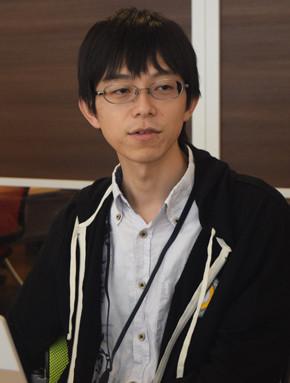 トップゲートの技術マネージャー 鈴木達彦氏