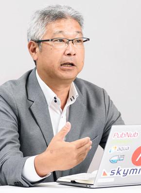 SB C&S ICT事業本部 販売推進本部 技術統括部 統括部長 荒川直樹氏