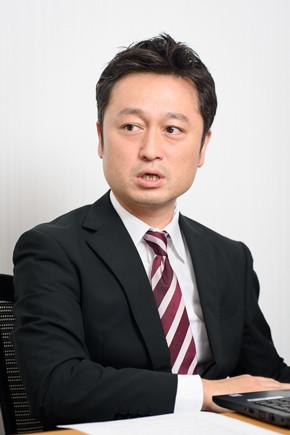 Dell Technologiesの岡野家和氏