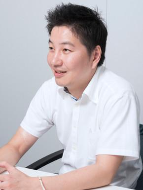 熊谷哲人氏