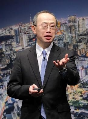 内閣サイバーセキュリティセンター(NISC) 副センター長 山内智生氏(提供:日本マイクロソフト)