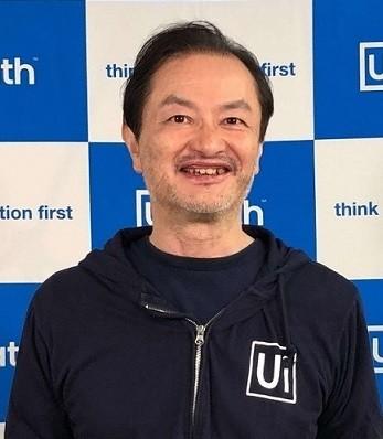 UiPath 代表取締役 CEO 長谷川康一氏