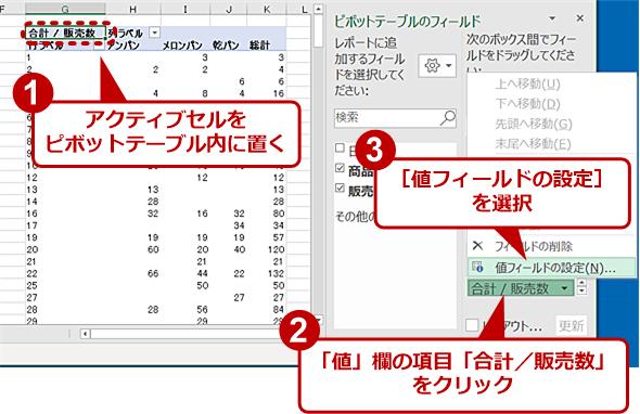 度数分布表を作る(1)