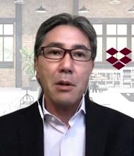 Dropbox Japan 代表取締役社長 五十嵐光喜氏