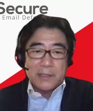 Vade Secure カントリーマネージャー 伊藤利昭氏