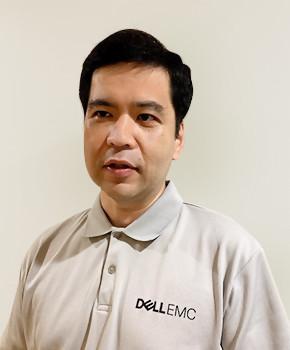 デル・テクノロジーズ データセンターコンピュート&ソリューションズ事業統括 パートナーセールスエンジニアリング本部 セールスエンジニア 小幡健一氏
