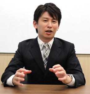 NRIセキュアテクノロジーズ マネージドセキュリティサービス事業本部MSS事業開発部の主任ITセキュリティコンサルタント 永澤惇氏