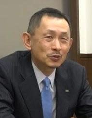 カゴメ 専務執行役員 渡辺美衡氏
