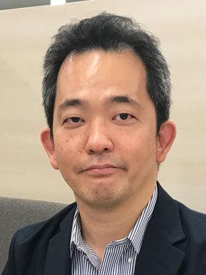 NEC プラットフォームソリューション事業部 デジタルマーケティンググループ マネージャー 櫛田慎哉氏
