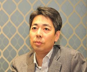 日本マイクロソフト デベロッパーエバンジェリズム統括本部 ビジネスデベロップメントマネージャー 楠 英之氏